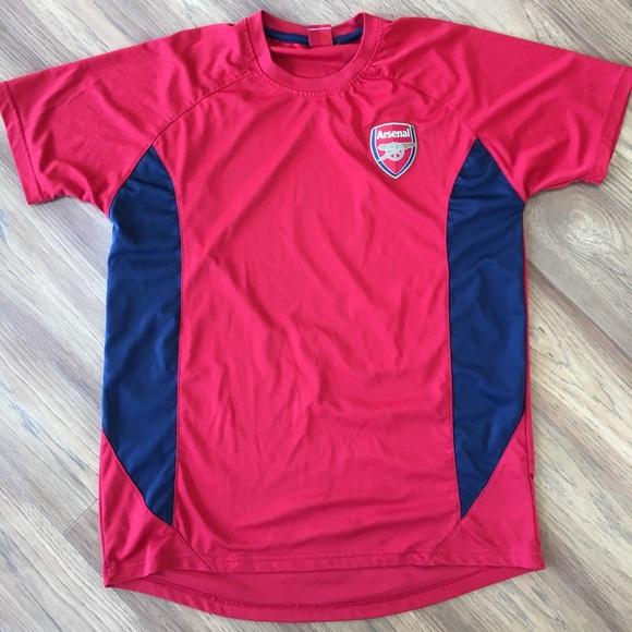 san francisco 375af d50fe Arsenal Soccer Shirt